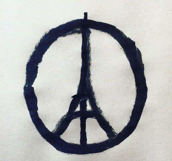 Foro Generación del 78 con París y las víctimas de la barbarie sufrida la noche del viernes 13 en la capital francesa