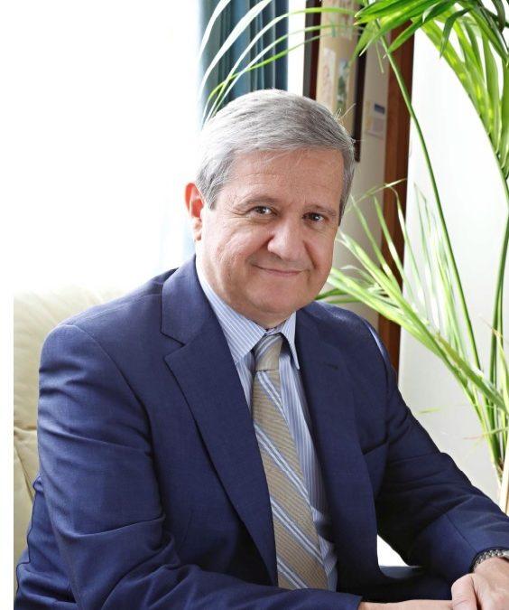 Javier Cuesta Nuin  Presidente de la Sociedad Estatal de Correos y Telégrafos