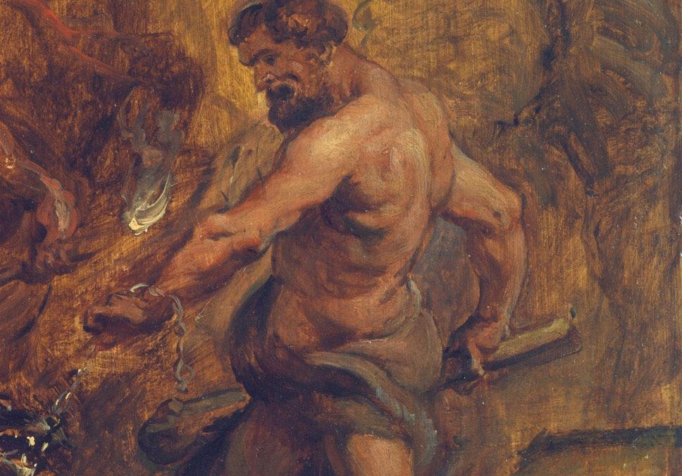 Visita guiada FG78. Rubens: pintor de bocetos. Museo del Prado