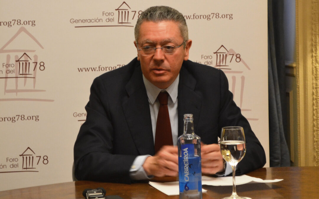 «Algunas reflexiones sobre la situación política en España e Iberoamérica»