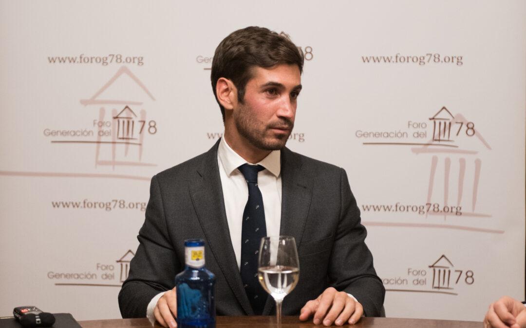 """Pedro Clavería: """"La disrupción de hacer la vida más simple"""""""